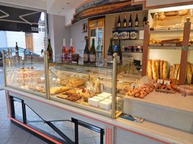 Plus de cent variétés de produits sont proposées en boutique.