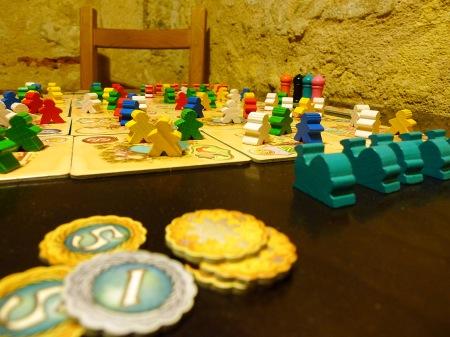 Jeux Barjos Five Tribes