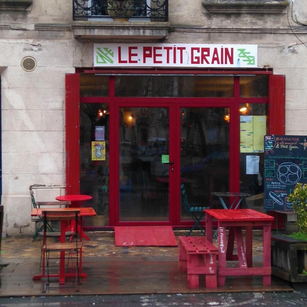 Cafe Grain Comptoir Bordeaux