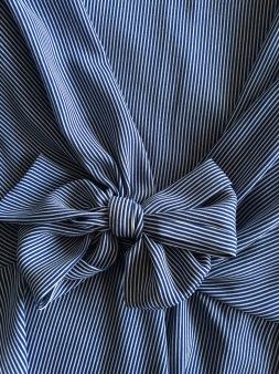 Le noeud au touché soyeux